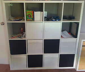 kallax shelving unit gumtree australia free local classifieds. Black Bedroom Furniture Sets. Home Design Ideas