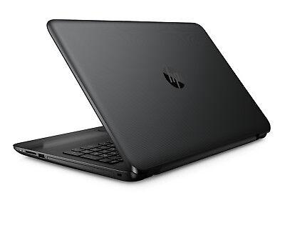 "HP 15.6"" Laptop 4GB Memory 500GB HD Windows 10 Bluetooth HDMI Webcam DVD - Black"