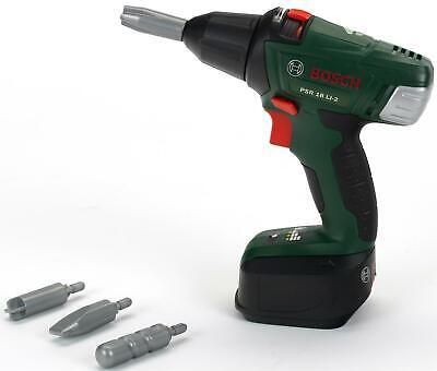 Klein Bosch sin Cables Taladro / Destornillador NIÑOS Falso Juego Tools DIY...