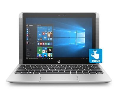 "HP X2 DETACHABLE 10-P018WM 2-IN-1 10.1"" IPS TOUCH-SCREEN LAPTOP TABLET WITH PEN"
