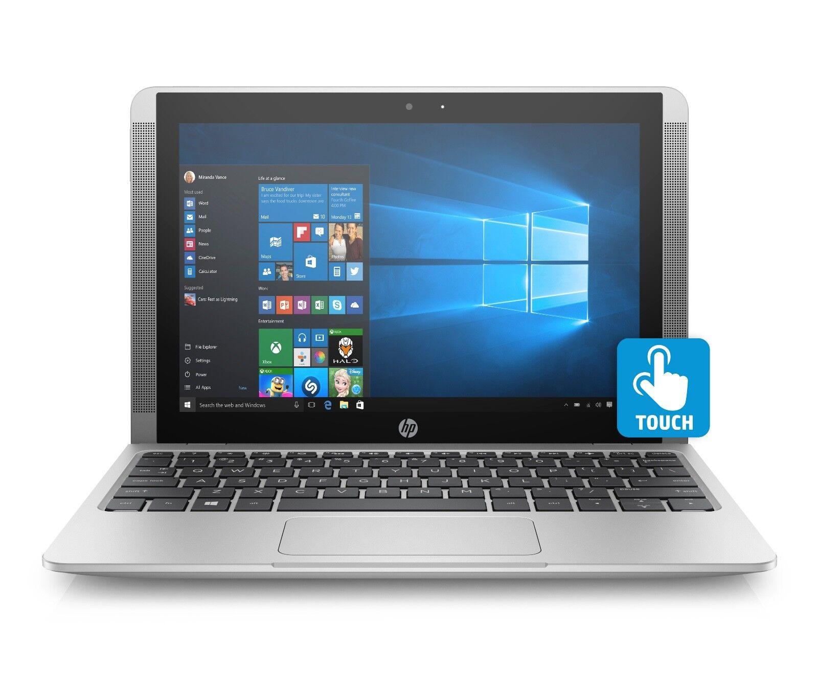 "HP X2 DETACHABLE 10-P018WM 2-IN-1 10.1"" IPS TOUCH-SCREEN LAP"