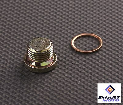 M18 x 1.5mm Oxygen o2 Lambda Sensor blanking Plug Cap Bang motorcycles and cars