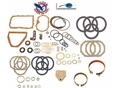 """A413 / A470 / A670 Transmission Master Kit 81-Up Stage 4             """"31TH 30TH"""""""