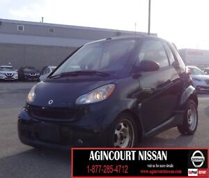 2008 Smart Fortwo Passion CONVERTIBLE|LOW KM|AS-IS SUPERSAVER|