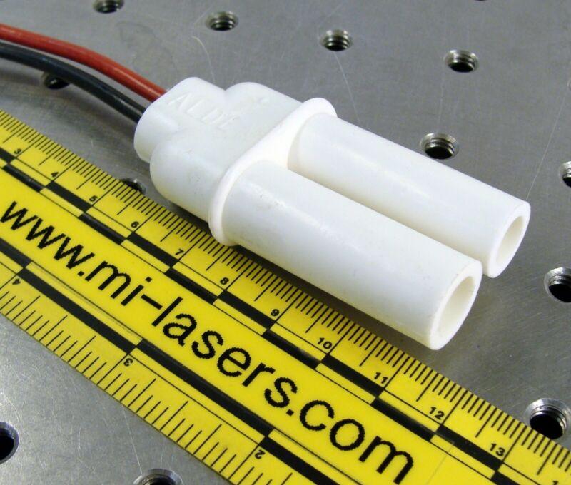 ALDEN 8102F HIGH VOLTAGE CONNECTOR HeNe helium neon laser power supply FEMALE