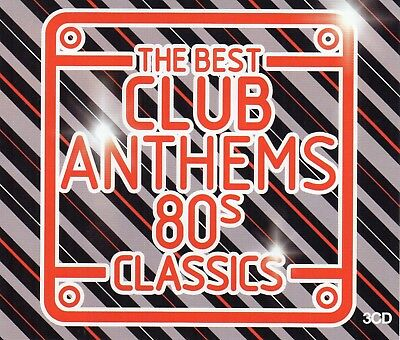 The Best Club Anthems 80's Classics... Ever! - Various Artists (CD