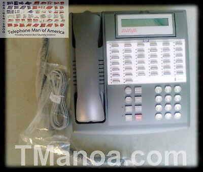 Avaya Lucent Att Partner 34d Series 1 Gray Business Phone 107320749 7515h04a-323