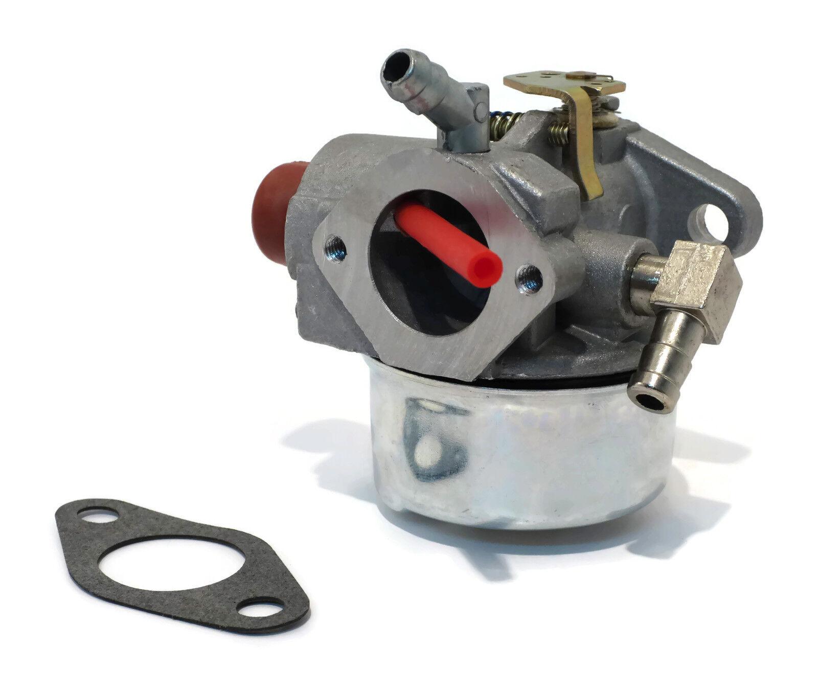 Carburetor Carb For Teseh Sears Craftsman Mowers W Primer Bulb Lawn Mower