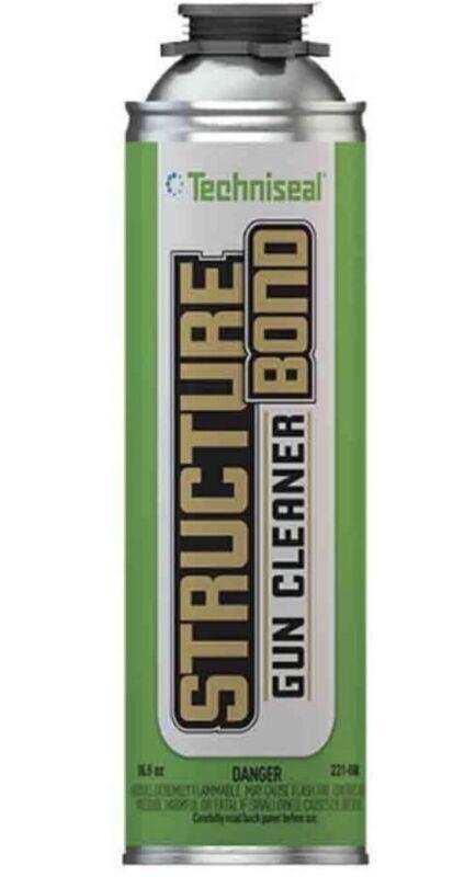 Techniseal Structure Bond Gun Cleaner - 16.9 oz - Exp 06/20