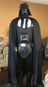 Darth Vader costume for sale.  Good condition Worn twice