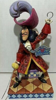 Captain Hook And Mr Smee (Disney Traditions Jim Shore Captain Hook and Mr. Smee