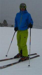 Gore Tex Mammut men's large ski jacket and pants (34)