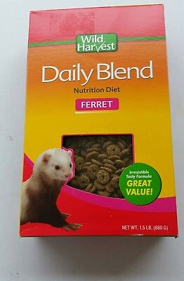 Wild Ferret Food (ferret food Wild Harvest Daily Blend )