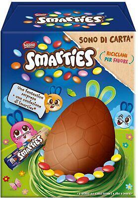 Smarties Uovo Di Pasqua Con Sorpresa E Tubo Smarties 218G - 218 g