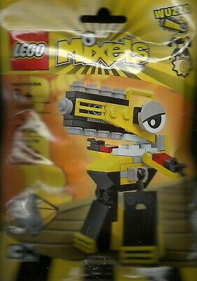 """LEGO: # 41547 Mixels Series 6 """" Wuzzo """" Building Toy - 74 Pieces - Brand New"""
