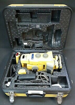Topcon Gpt-8205a 5 Auto Tracking Reflectorless Total Station - 67