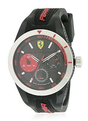 Ferrari Scuderia Redrav Mens Watch 0830254