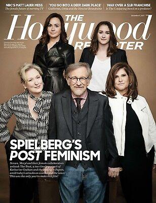 Hollywood Reporter  Steven Spielberg  Meryl Streep  Angelina Jolie Patty Jenkins