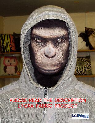 Hirsch Kostüm Halloween (GRUSELIG HALLOWEEN Das Gesicht Bedeckend Maske Affe Kostüm Stoff Hirsch Do)