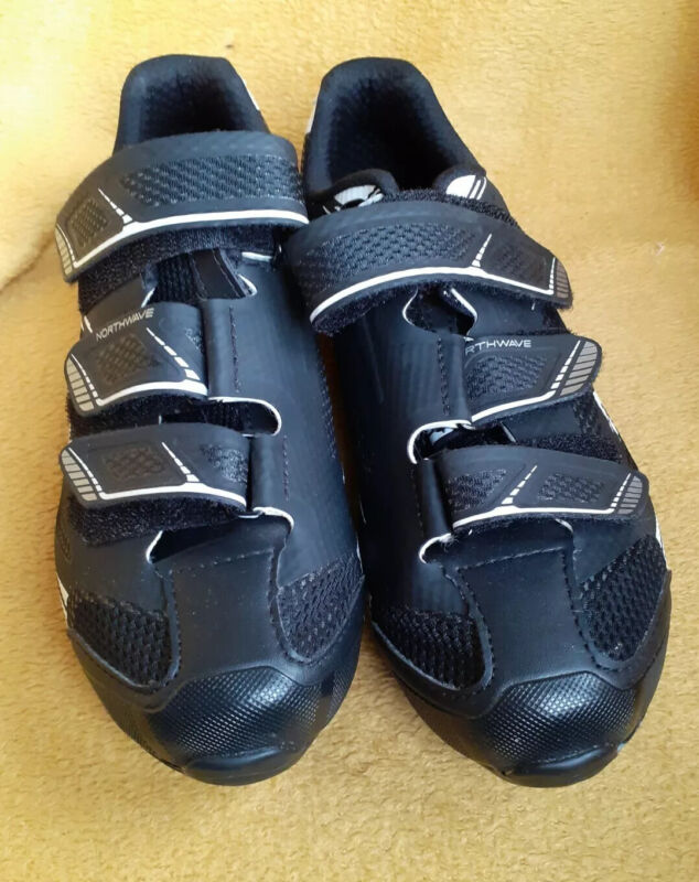 Northwave Katana 2 Cycling Shoes In Black Size 5.5