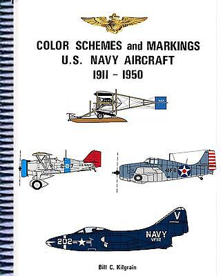 Color Schemes and Markings, U.S. Navy Aircraft, 1911 - 1950](Navy Color Scheme)