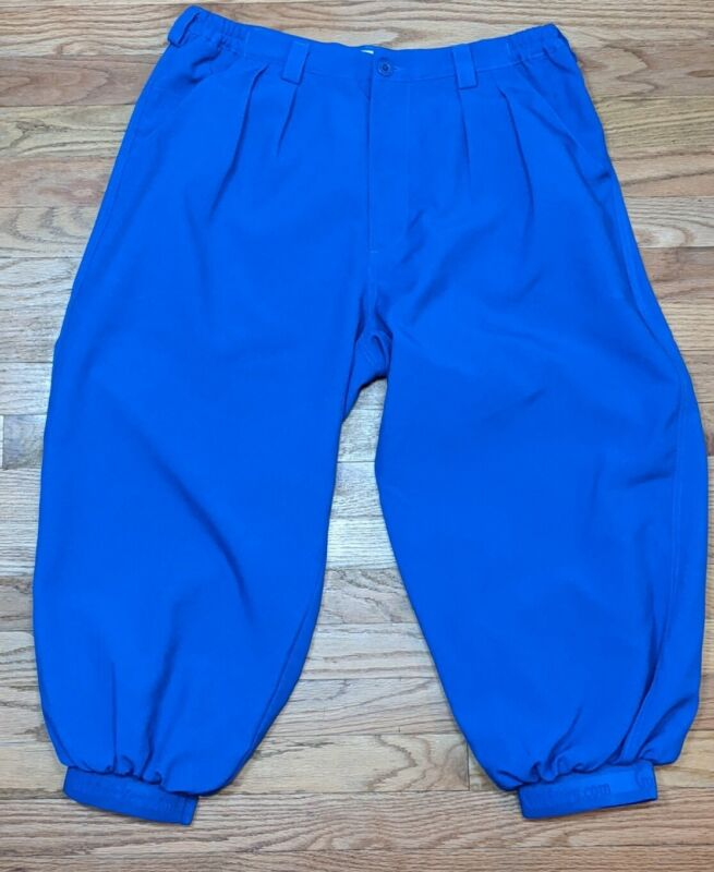 Golf Knickers golfknickers.com Blue Pants size 36