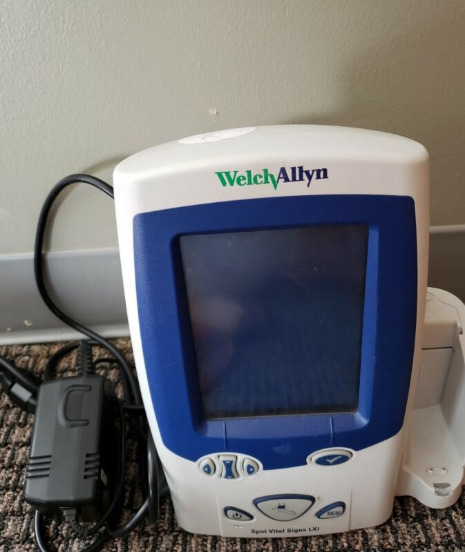 Welch Allyn LXi Spot Vital Signs Monitor