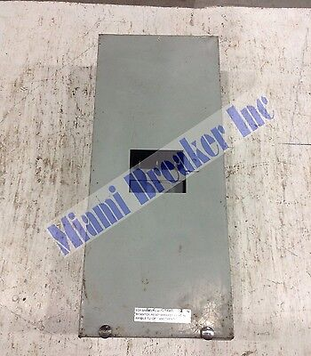 Mp Crouse Hinds 3 Pole Load Center 100 Amp