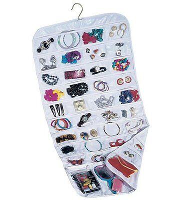 Organizer Household Essentials 01943 Hanging Jewelry 80-