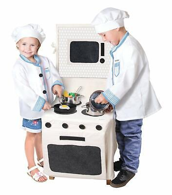Pop Oh Ver Pretend Play (Stove Set) - FREE USA SHIPPING