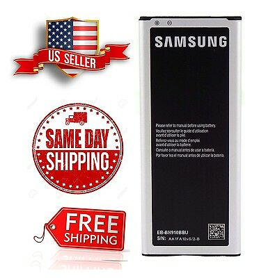 Samsung Galaxy Note 4 Standard Battery  NFC - 3220 mAh - Lit
