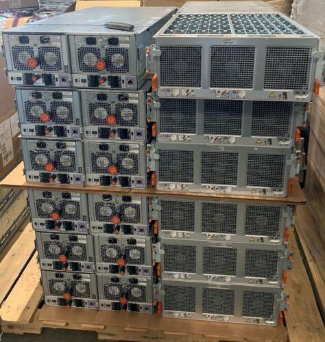 EMC CYAE DS60 4U 60 Bay LFF SAS3 12Gbs JBOD Storage Expander Rail 60 Caddy 2PS