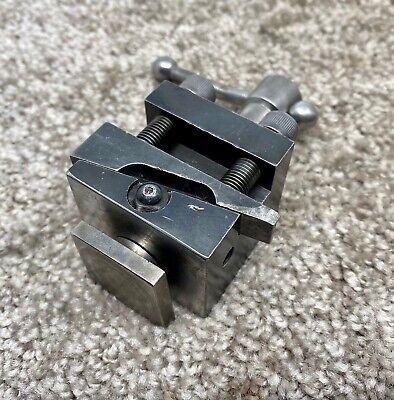Hardinge D4 Wedge Type Tool Holder - Cross Slide