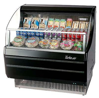 Turbo Air 40 Horizontal Refrigerated Display Merchandiser Slimline