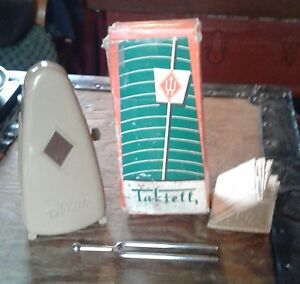 Vintage  taktell metronone  (west Germany ) collectors  item