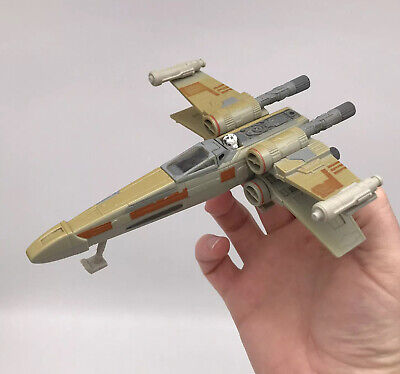Star Wars X-Wing Fighter Action Fleet Micro Machines Galoob 1995