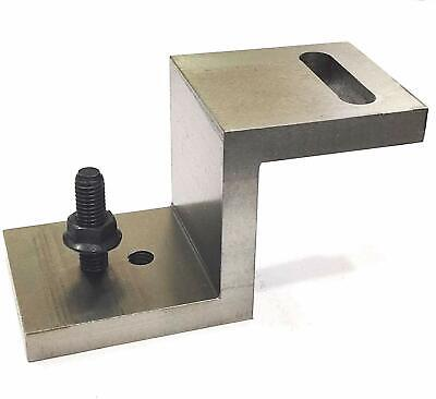 Z Type Caste Iron Angle Plate To Mount Mini Vertical Milling Slide On Mini Lathe