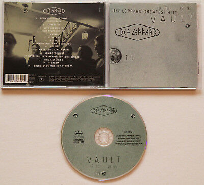 Def Leppard - Vault (Greatest Hits 1980-1995) Hysteria, Pyromania, Adrenalize
