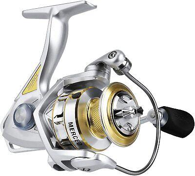 RUNCL Spinning Fishing Reel Merced Spinning Reel 10+1 HPCR Ball Bearings NEW
