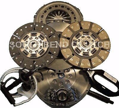South Bend SDD3250GK Dual Disc Clutch Dodge Ram 5.9 6.7 Fits Cummins G56 6 Speed