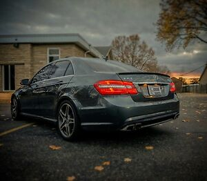 2011 Mercedes Benz E63 AMG - low mileage  Kitchener / Waterloo Kitchener Area image 3