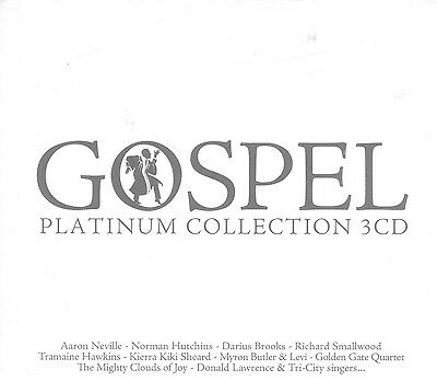 Gospel : Platinum Collection (3 CD)