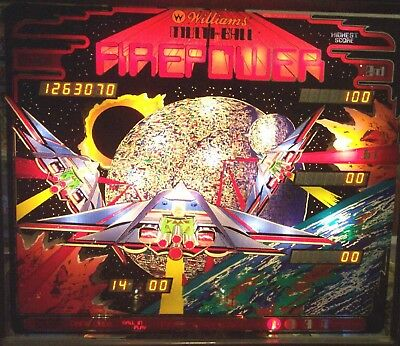 Firepower Complete LED Lighting Kit custom SUPER BRIGHT PINBALL LED KIT