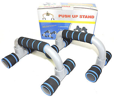 Set of 2 - Incline Pushup Stands for Home Fitness Training - Push Up Bar - Sale