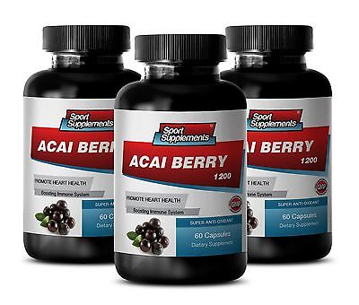 Acai Juice - Acai Berry Extract 1200mg - Fast Weight Loss...