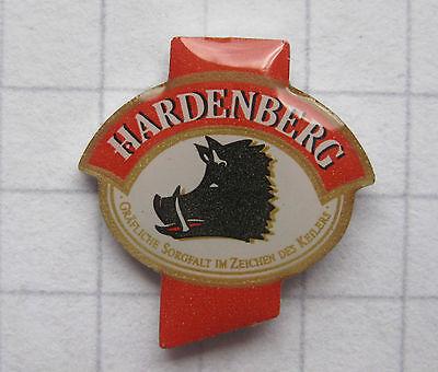 HARDENBERG / KEILER ............................. Getränke Pin (106h)