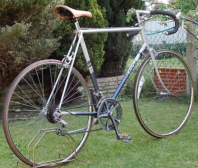 Vintage Raleigh Racing Road Bike