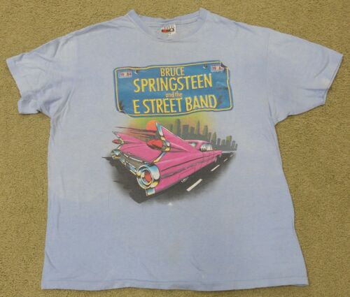 Bruce Springsteen Vintage Concert T shirt Born In The USA 1984 1985