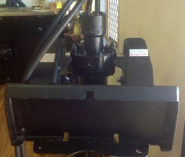 Dingo/minidigger posthole attachments & augers / auger wear parts