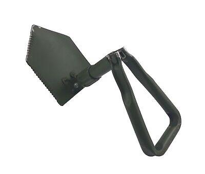 Pala hacha militar plegable Original usada
